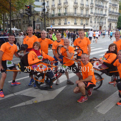 20 km de Paris 2014