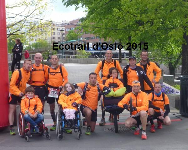 Ecotrail d'Oslo 2015 (Norvège)