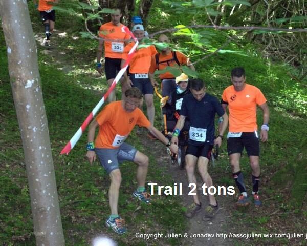 Trail 2 tons 2015